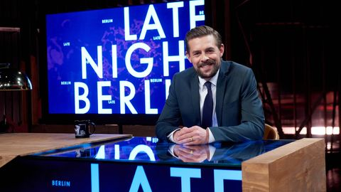 "Klaas Heufer-Umlauf moderiert ""Late Night Berlin"""