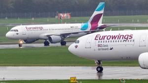 Eurowings Jets