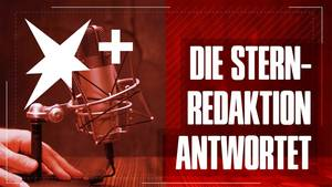 "Trailer: stern-Plus-Interaktionsformat ""Die Stern-Redaktion antwortet"""