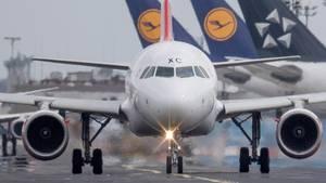 Lufthansa sucht den schnellsten Weg ins Flugzeug