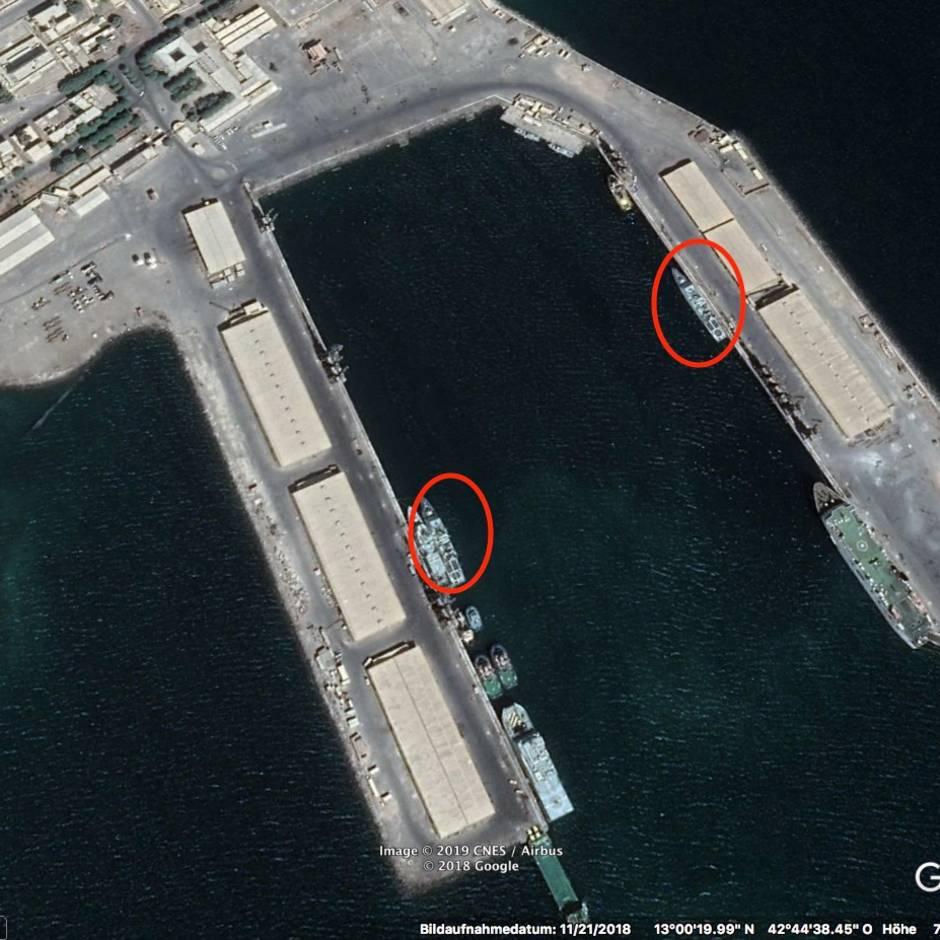 Rüstungskonzern: Rheinmetall wollte Geschütze auf Kriegsschiff im Embargoland Eritrea nachrüsten