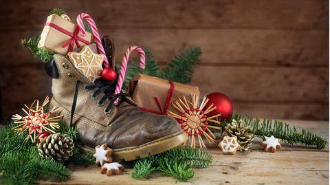 Geschenke zum Nikolaustag