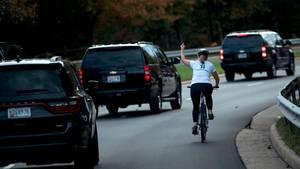 Mittelfinger für Trump: Juli Briskman gewinnt Lokalwahl für Demokraten