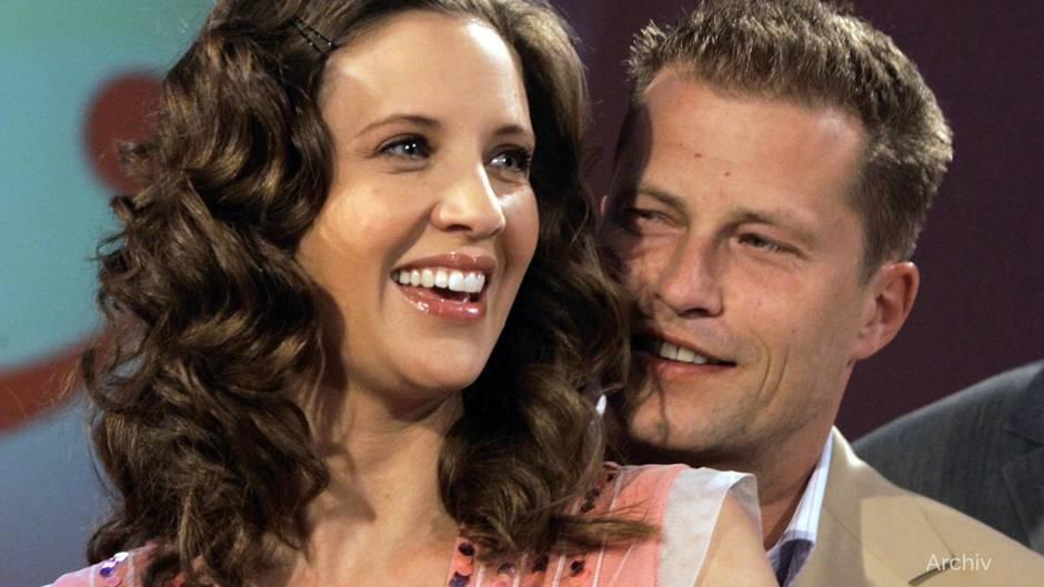 Dana und Til Schweiger frisch verliebt