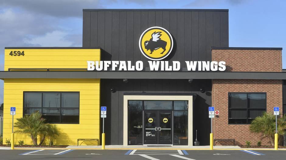 Ein Gebäude der Fast-Food-Kette
