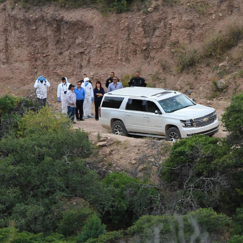 "Opfer des Drogenkriegs?: ""Massaker"" in Mexiko: Neun Tote bei Angriff auf Mormonen-Familie – 13-Jähriger rettet Geschwister"