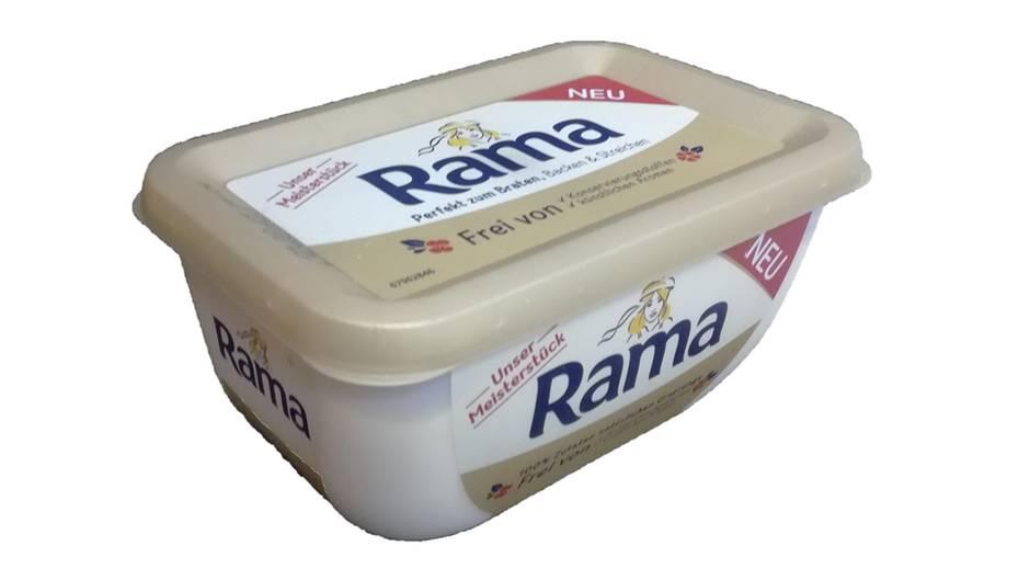 Rama Cremefine Inhaltsstoffe