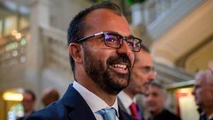 Italiens BildungsministerLorenzo Fioramonti