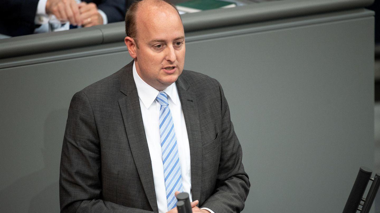 Der nordrhein-westfälische Christdemokrat Matthias Hauer