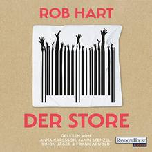 """Cover """"The Store"""" Rob Hart"""