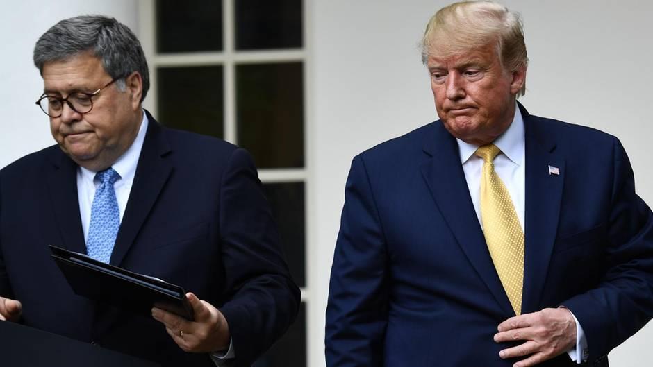 Trump muss nach illegalem Geschäft seiner Stiftung Millionen zahlen