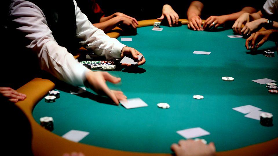 Poker wird in Deutschland legal nur mit staatlicher Konzession angeboten