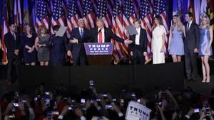 Donald Trump Wahl 2016