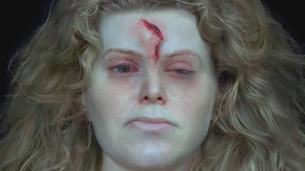 """In der TV-Dokumentation wurde die Kriegerin in Anlehnung an einen berühmten Wikinger""""Erika, die Rote"""" genannt."""