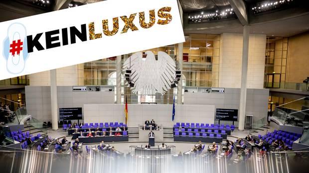 Bundestagssitzung