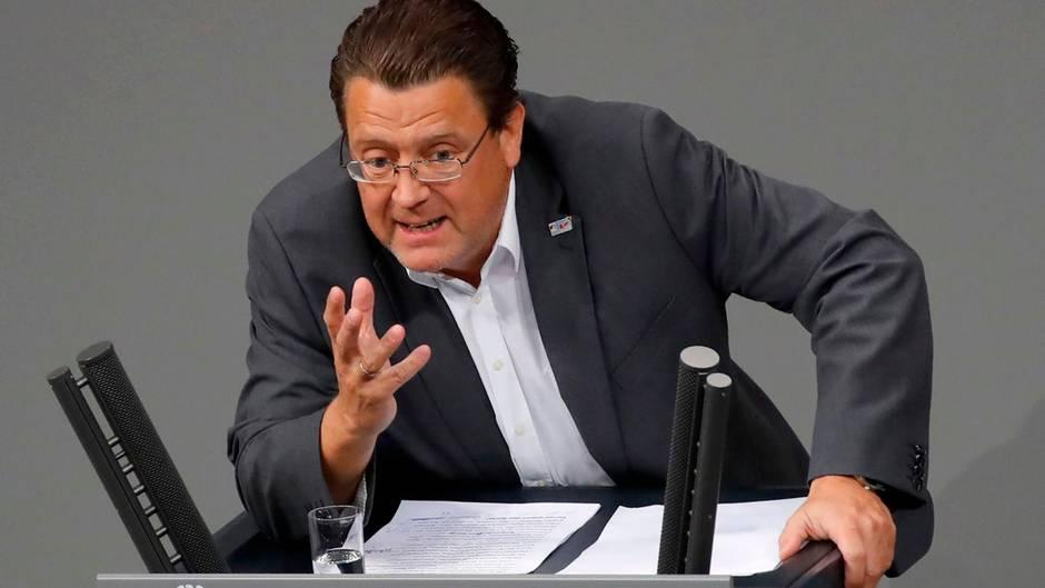 Bundestag: AfD-Abgeordneter Brandner als Rechtsausschuss-Vorsitzender abgewählt