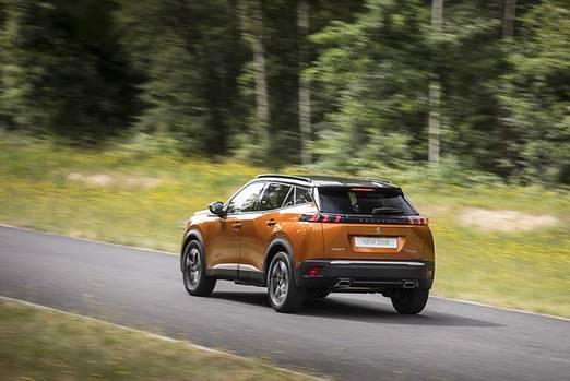 Peugeot 2008 Puretech 155