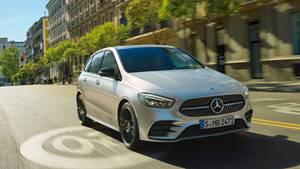 Auch Allerwelts-Fahrzeuge wie die B-Klasse oder der Opel Agila schneiden beim TÜV gut ab.