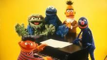Die Figuren der Sesamstraße