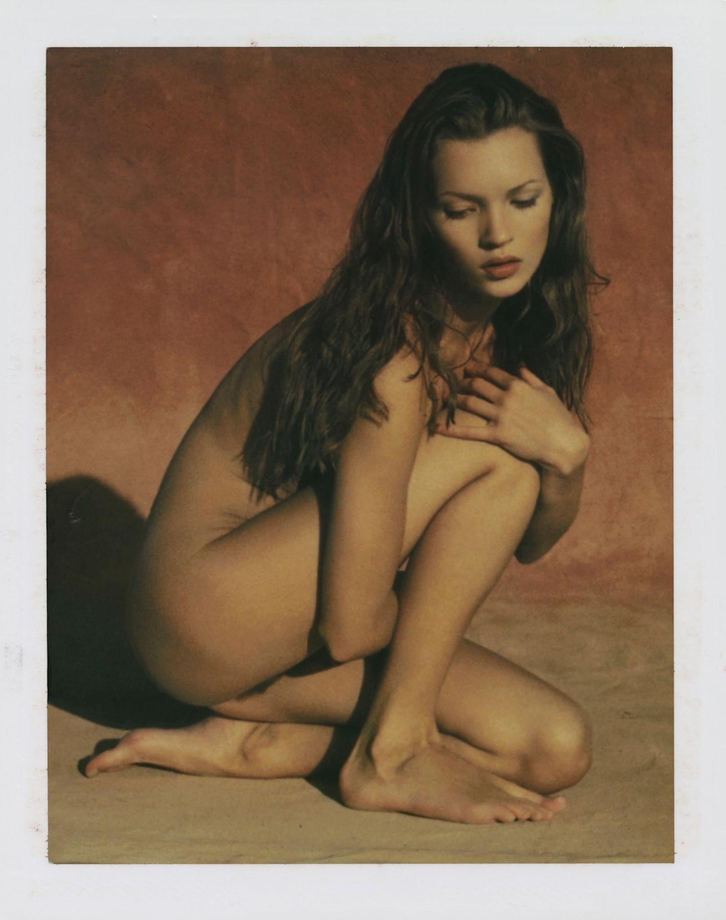 Mimi Moss  nackt