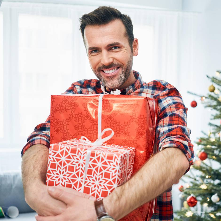 Praktisch UND kreativ: Weihnachtsgeschenke für Männer: Diese Ideen kommen (immer) gut an