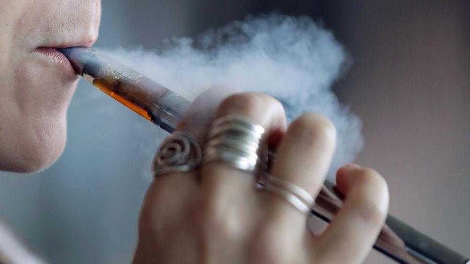 In den USA sind bisher 39 Menschen nach dem Gebrauch von E-Zigaretten gestorben