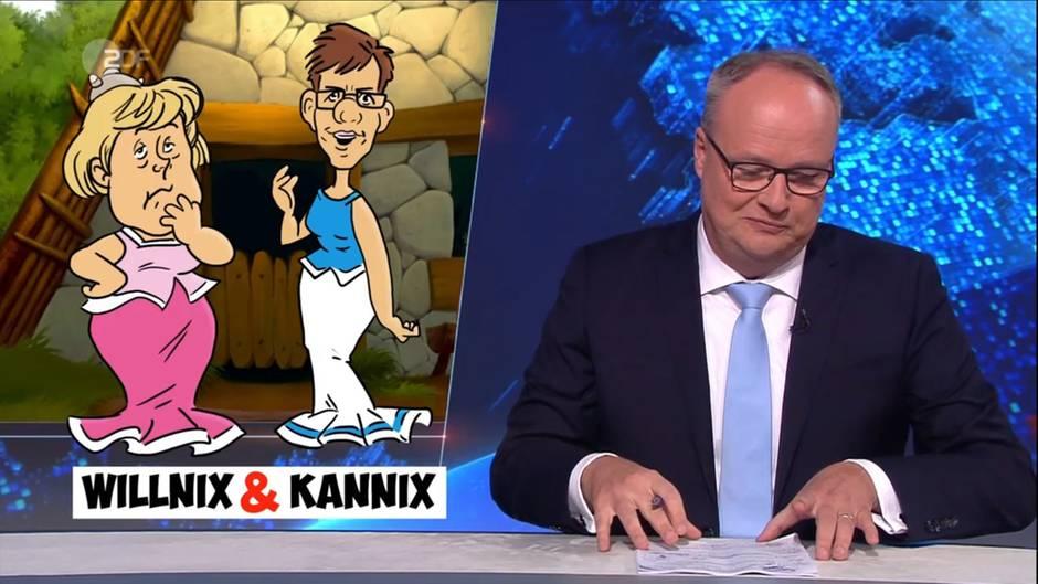 heute-show: So hart zieht die Satireshow bei der GroKo