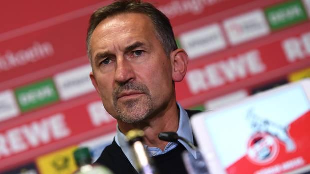 Achim Beierlorzer, Trainer des 1.FC Köln