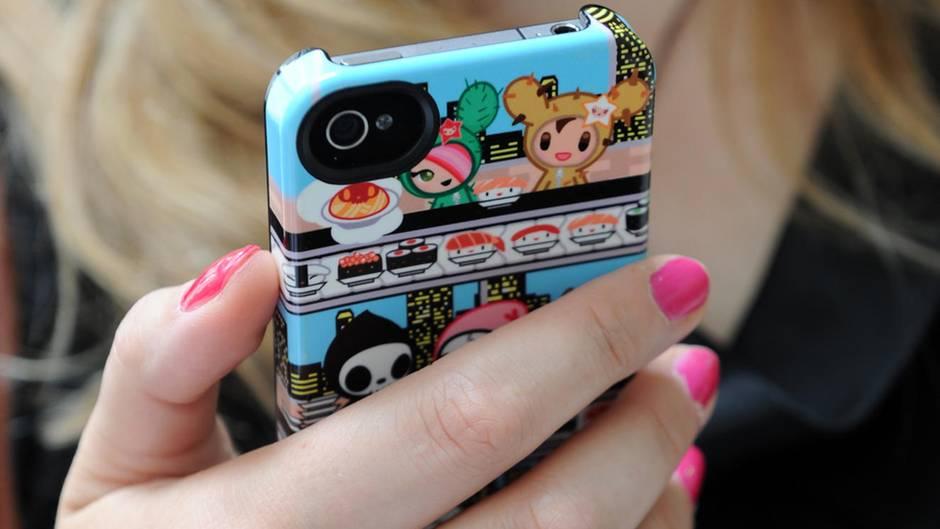 Geister-SMS bei vielen US-Handynutzern