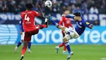 Schalke und Düsseldorf