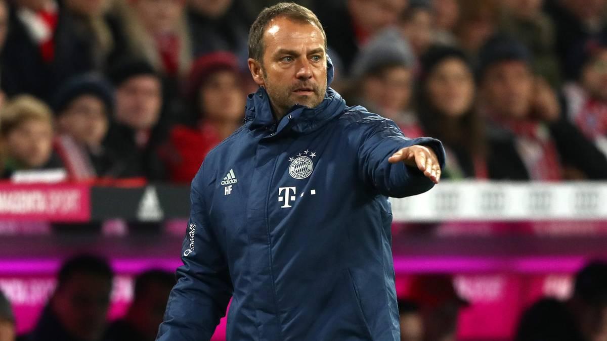 Sport kompakt: Flick bleibt mindestens bis Saisonende Trainer beim FC Bayern