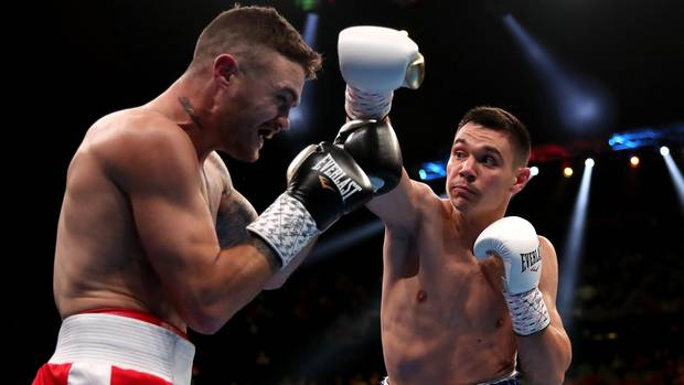 sport kompakt - boxer Dwight Ritchie beim Sparring gestorben