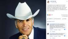 """""""Marlboro Man"""" Robert Norris gestorben"""