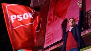 Spanien-Wahl: Sozialisten bleiben stärkste Kraft – Rechte Partei legt klar zu