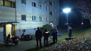 Polizeieinsatz Hamburg