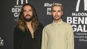 Tom Kaulitz und Bill Kaulitz