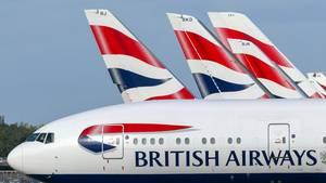 Flugzeuge von British Airways