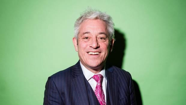 Ex-Unterhaussprecher John Bercow