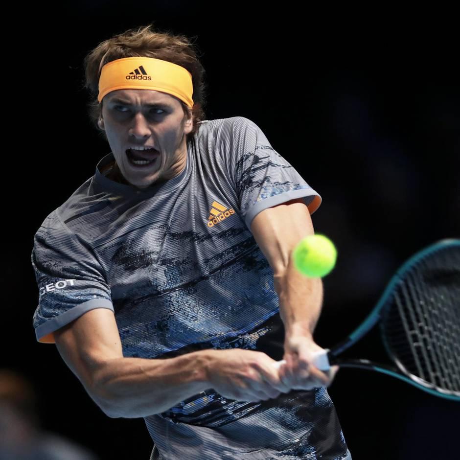 Sport kompakt: Zverev feiert ersten Sieg gegen Nadal