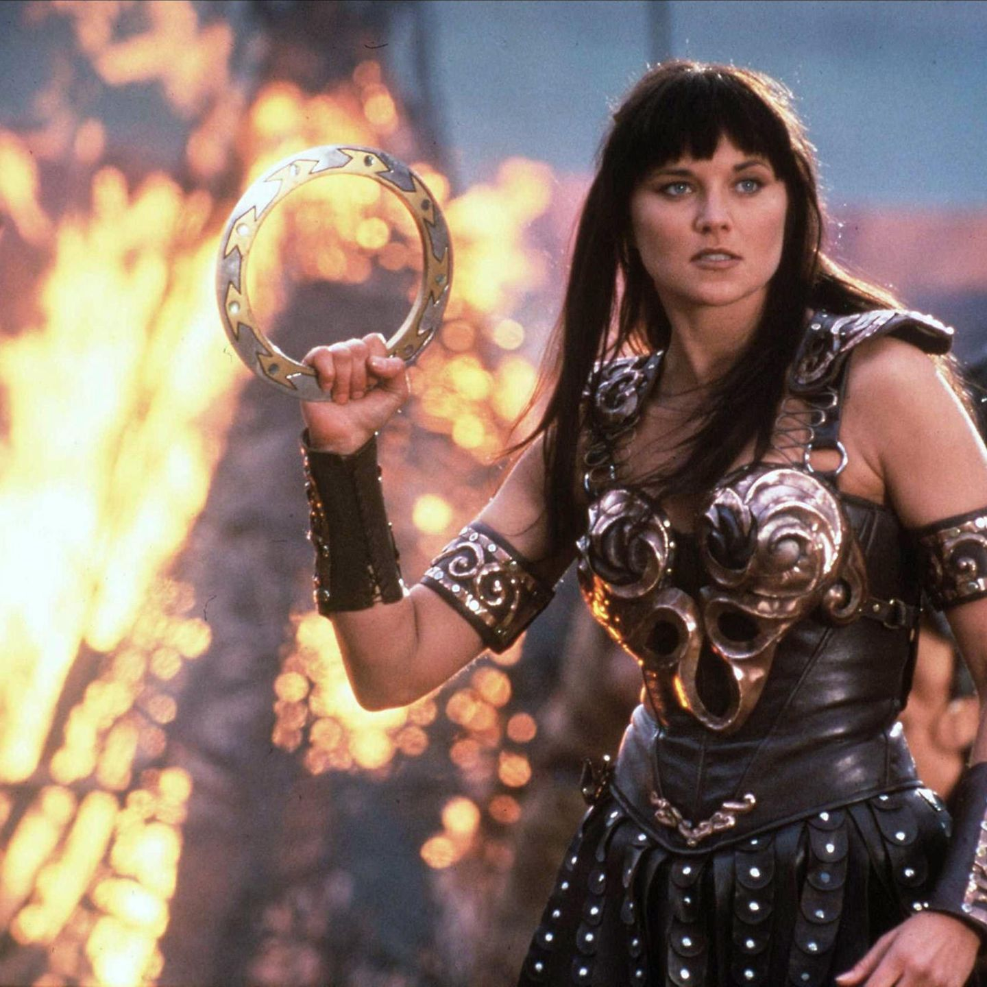 Lawless tochter lucy Xena