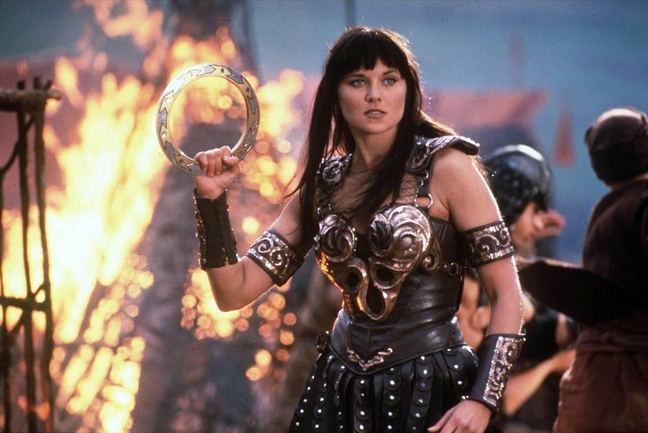 """""""Xena""""-Star Lucy Lawless: Was macht die Schauspielerin heute?"""