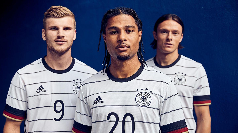 Namen falsch geschrieben: Adidas unterläuft bei neuen DFB-Trikots peinliche Panne