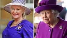 Angela Kelly ist die Stylistin der Queen