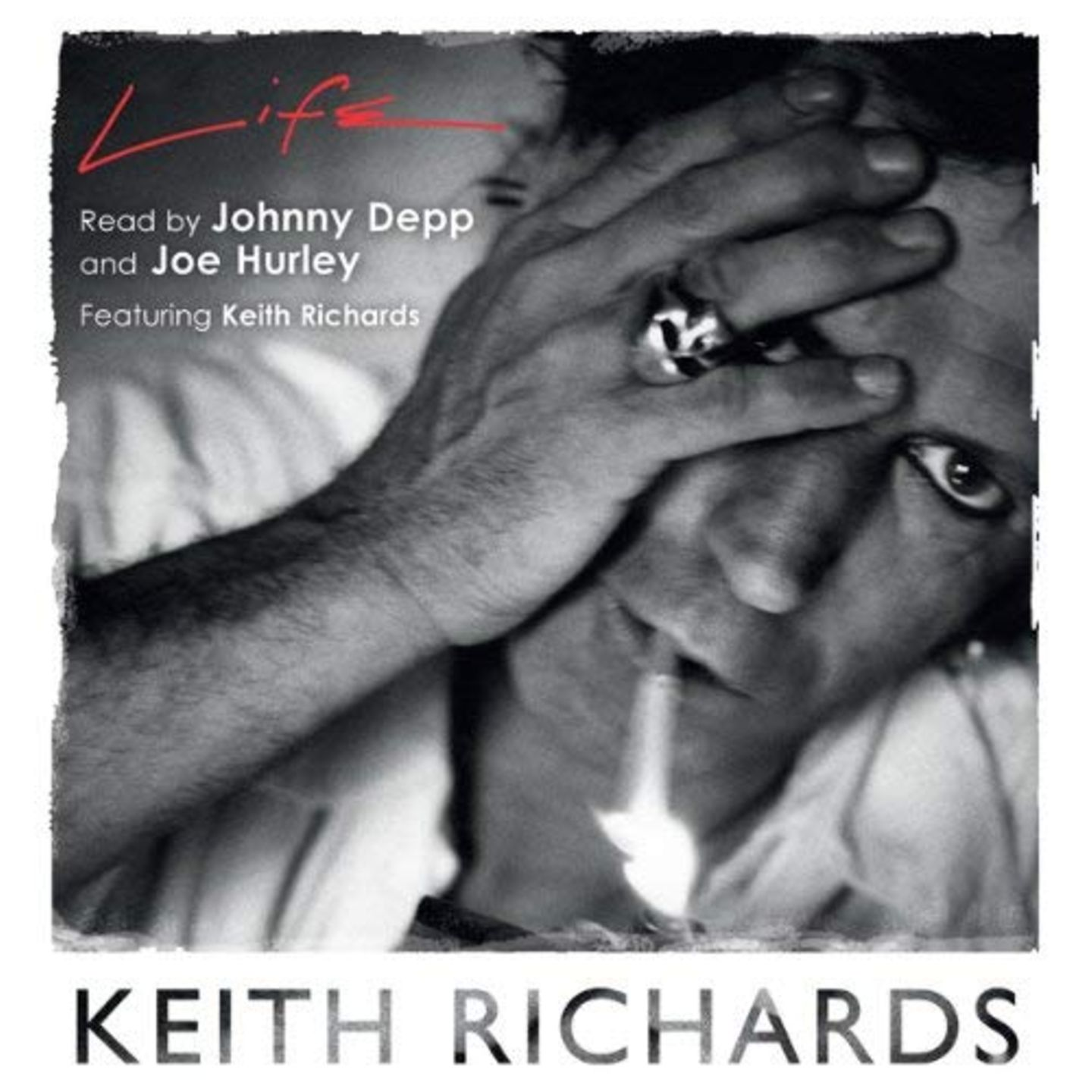Cover Keith Richards Life