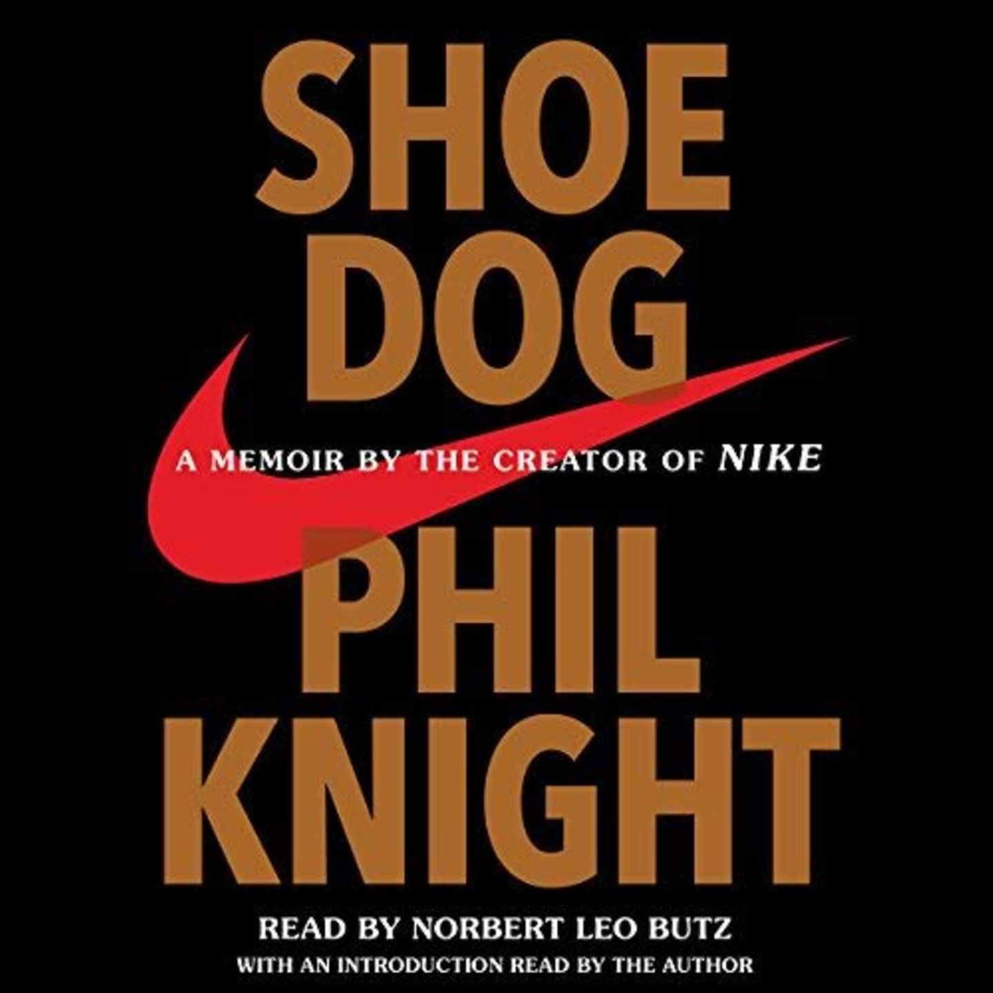 Cover Shoe Dog