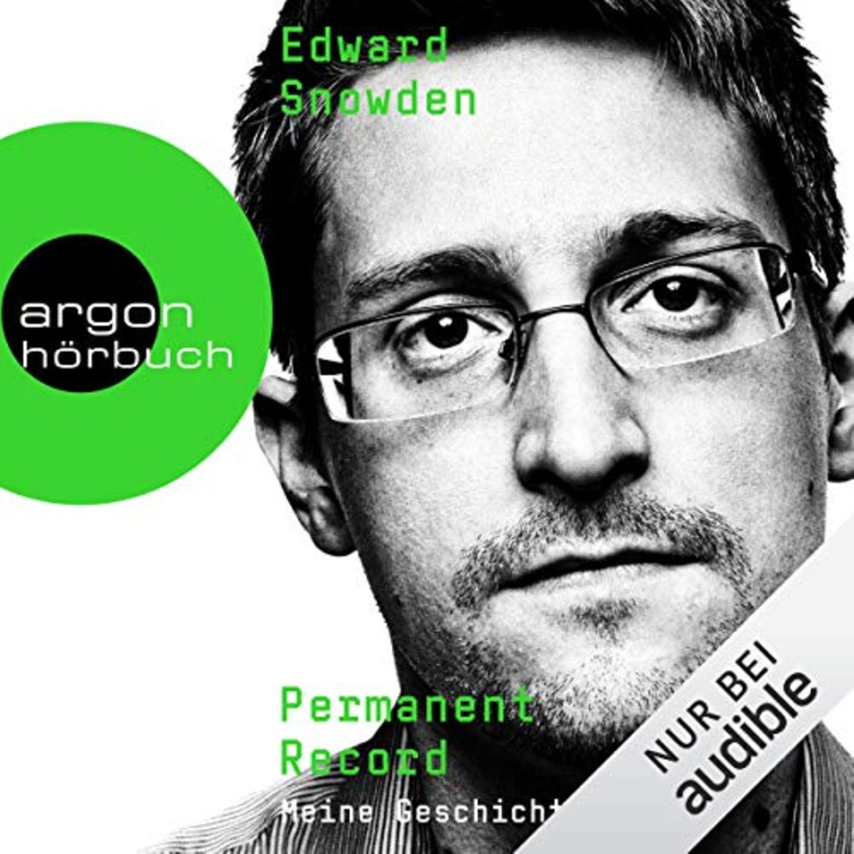 Cover Edward Snowden