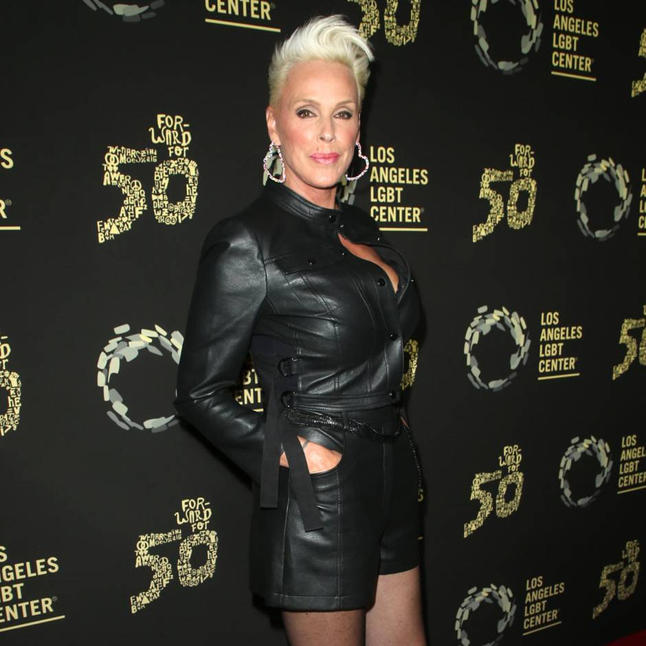 Interview in US-Talkshow: Warum Brigitte Nielsen einst Madonna ohrfeigte – und aus Rache mit Sean Penn schlief