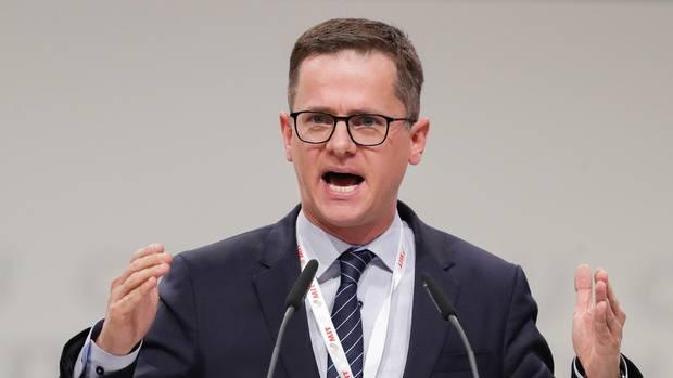 Carsten Linnemann, Bundesvorsitzender der Mittelstands- und Wirtschaftsunion (MIT)