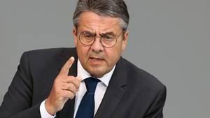 Sigmar Gabriel, Ex-SPD-Chef und früherer Bundesaußenminister
