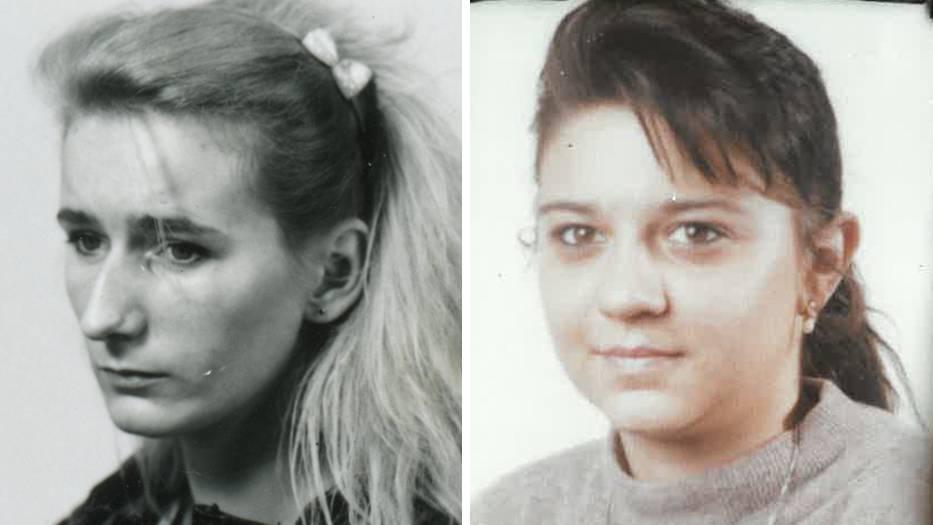 Anja Witt (l.) undVanessa Wardelmann (r.) wurden in Bremerhaven ermordet